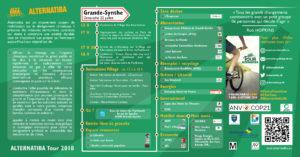 Programme TOUR ALTERNATIBA 2018 - Grande-Synthe